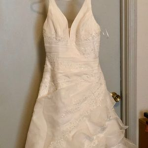 Pronovias Designer Wedding Dress